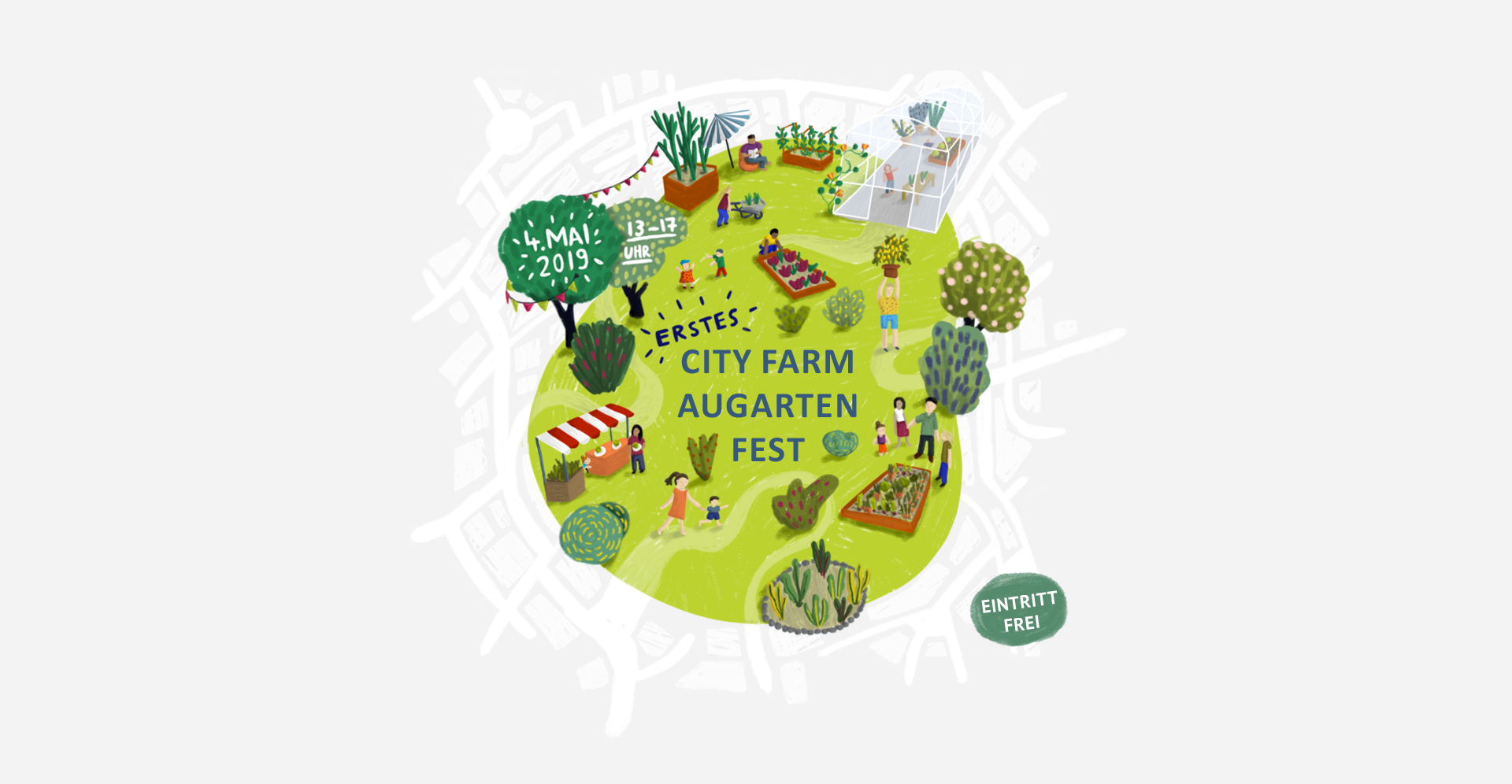 ERSTES CITY FARM AUGARTEN FEST